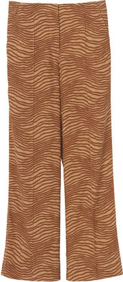 By Malene Birger Andinia Linen Printed Pant