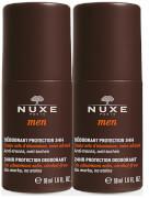 NUXE Duo Deodorant for Men (Worth £17.00)