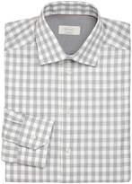 Eton Men's Contemporary-Fit Gingham Cotton Dress Shirt
