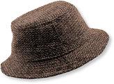 L.L. Bean Men's Scottish Tweed Rain Hat with Gore-Tex