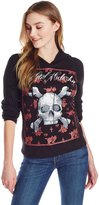 Metal Mulisha Juniors Battle Long Sleeve T-Shirt
