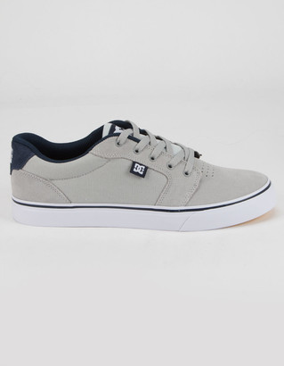 DC Anvil Gray & Navy Shoes