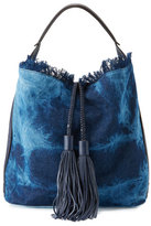Rebecca Minkoff Isobel Denim Hobo Bag, Denim