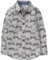 Gymboree Moto Shirt