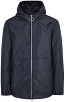 Acne Studios Motion Navy Shell Jacket