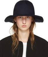 Y's Ys Navy Noppo Hat