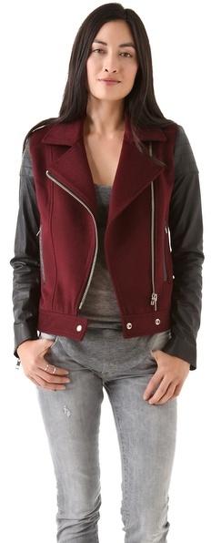 Nicholas Chelsea Biker Jacket