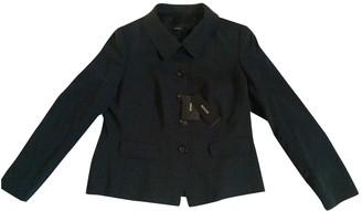 Basler Navy Wool Jacket for Women