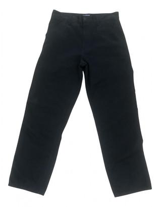 Carhartt Black Polyester Jeans