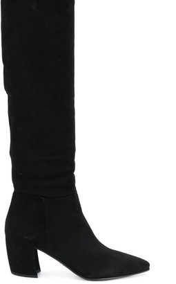 Prada 110 Knee High Boots