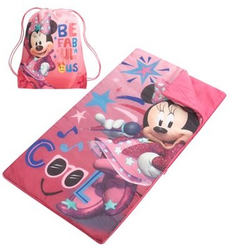 Minnie Mouse Disney Sling Bag Slumber Set