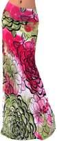 Novias Women Fashion Summer High Waist Maxi Skirt Long Skirt Perfect Gift