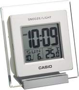 Casio Dq-735-8jf Flat-panel Digital Temperature Display Alarm Clock Desktop Clock japan import)