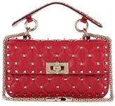 Valentino Garavani Rockstud Spike leather shoulder bag
