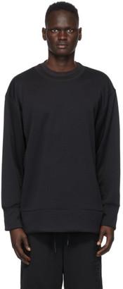 Y-3 Black Mesh CH2 GFX Sweatshirt
