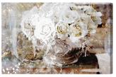 Oliver Gal Serving Roses (Canvas)
