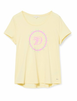 Tom Tailor Women's Basic Logo T-Shirt