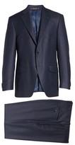 Peter Millar Men's Flynn Classic Fit Solid Wool Suit