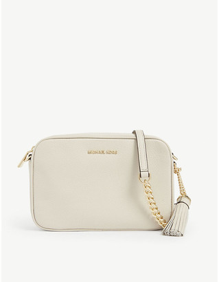 MICHAEL Michael Kors Ginny leather cross-body bag