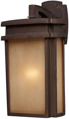 Elk Lighting 1-Light Outdoor Sconce