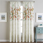 CHF Watercolor Flippable Rod-Pocket Curtain Panel