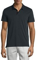 Theory Sandhurst Tipped Pique Polo Shirt, Twombly