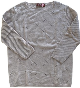 Max Mara Pink Cashmere Knitwear