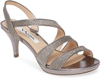 Nina Narice Glitter Sandal
