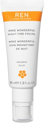 REN 40ml Wake Wonderful Night-time Facial
