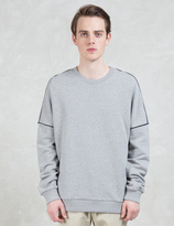 Harmony Serge Heather L/S Sweatshirt