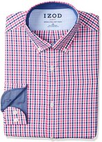 Izod Men's Slim Fit Check Shirt