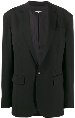 DSQUARED2 Boxy Fit Blazer