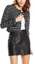 Jane Norman Women's Daya Long Sleeve Jacket