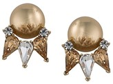 Trina Turk Dome Stud Earrings