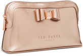 Ted Baker BOW TRIANGLE MAKE UP BAG