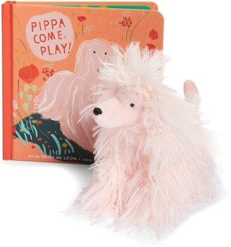 Manhattan Toy 'Pippa, Come Play' Book & Stuffed Animal Set