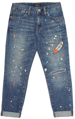 Polo Ralph Lauren Embroidered jeans