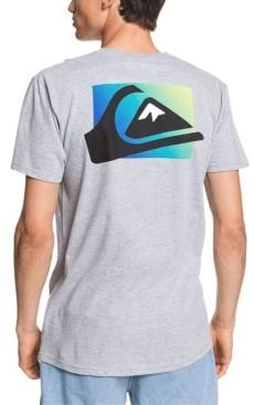 Quiksilver Men's Neon Colors T-Shirt
