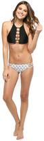 Bettinis Geo Daisy Strappy Cheeky Bottom 3528159681