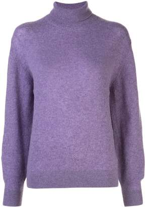 KHAITE roll neck jumper