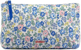 Cath Kidston Walton Rose Matt Zip Cosmetic Bag