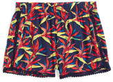 Ella Moss Kira Print Shorts (Big Girls)