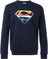 Iceberg Superman sweatshirt - men - Cotton/Polyester - L
