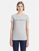 Calvin Klein Jeans Slim Fit Logo T-Shirt