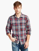 Lucky Brand Jon Indigo Workwear Shirt