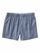 Banana Republic Jaspe Stripe Boxer