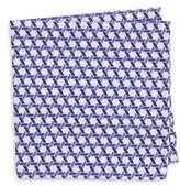 Nordstrom Gallo Geometric Pocket Square