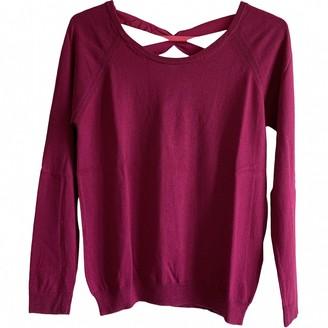 Sandro Pink Cotton Knitwear for Women