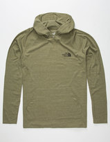 The North Face Triblend Mens Hooded T-Shirt