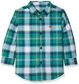 Benetton Boy's Shirt Blouse,(Manufacturer Size: KL)